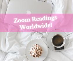 Zoom Readings & Giveaways