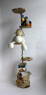 Deelboom met speelgoed