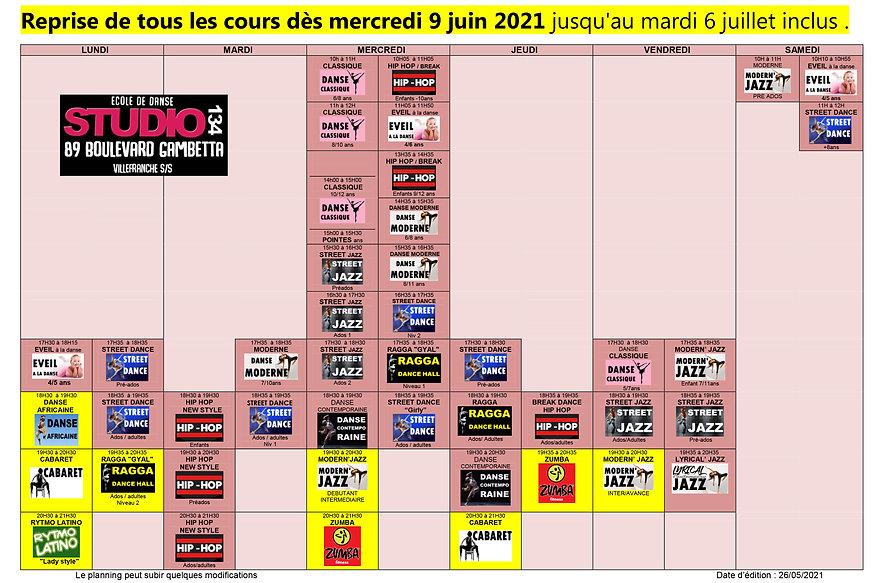 PLANNING 2020 2021 STUDIO134 reprise 9 J