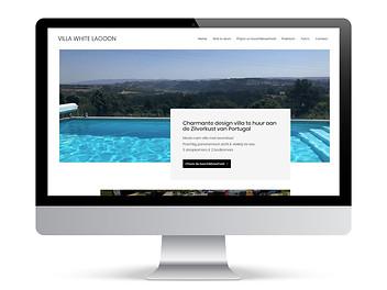 Villa white lagoon