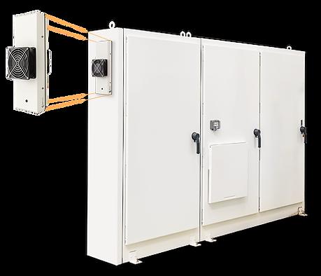 Peltier Cooler 150 W Enclosure