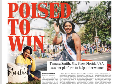 Featured in The Miami Times