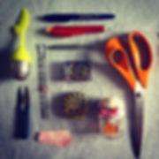 #sewphotohop day 7 essential kit _ la ba