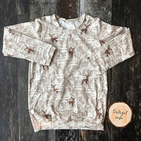 Beauty of the Forest Long T-Shirt 4-5