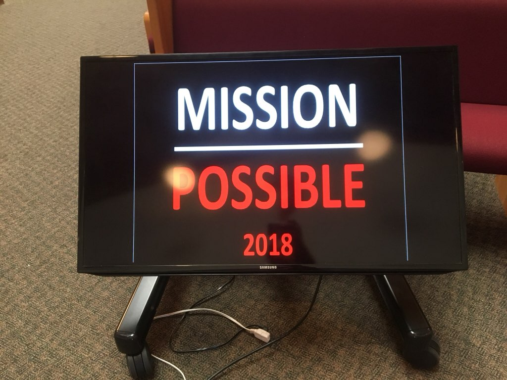 "KWOG ""Mission Possible"" 2018"