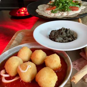 EATALIA Wavre - Mozzarella Rimini & tapenade olives