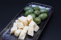 Parmiggiano e Olive 7,50 €