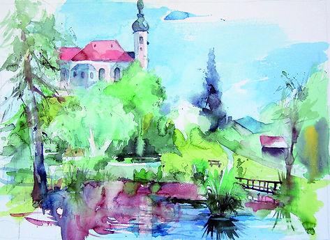 Ausstellung Praxis Ockert - Bild-Auswahl