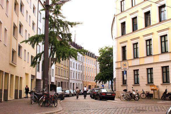 Pfarrstraße