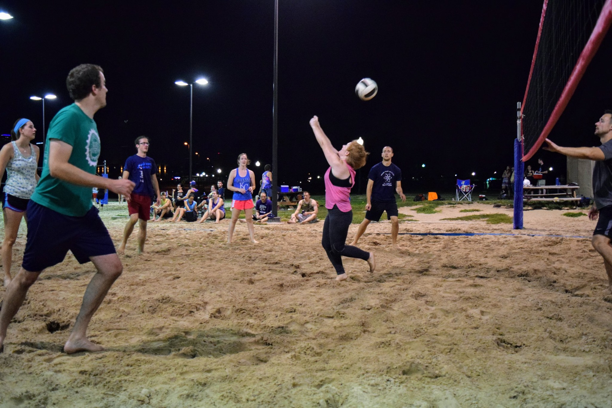 Sand Volleyball Photo 2020
