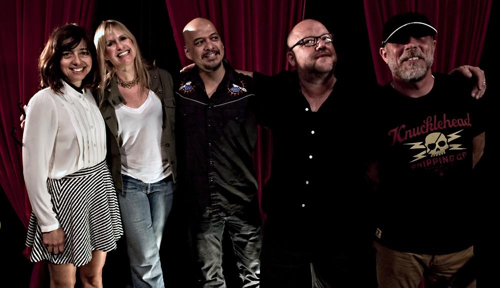 Pixies and Anne Litt