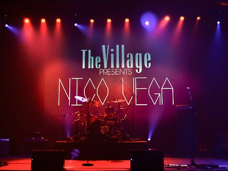 'The Village Presents' showcase featuring Nico Vega at Mack Sennett Studios