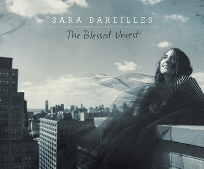 Congratulations!! 'Album of the Year' Nominee, Sara Bareilles for The Blessed Unrest