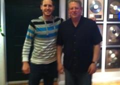 Al Gore and Andy Keathley