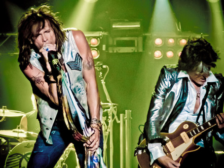 They will continue to rock us through the ages: Aerosmith