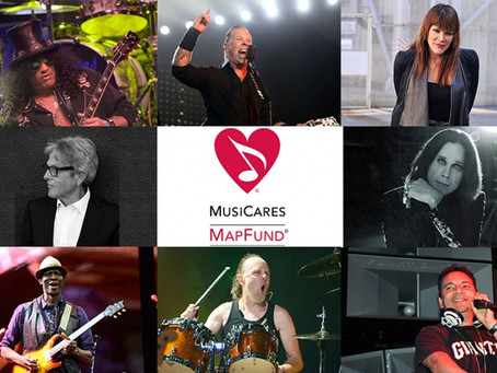 Jeff Greenberg and Ozzy Osbourne Honored At MusiCares MAP Fund Benefit