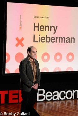Henry-TEDx-Stage