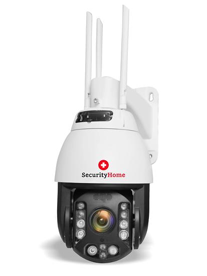 VP Vorführ- 360° 5MP High End Speed WiFi & IP NVR HD  Überwachungskamera