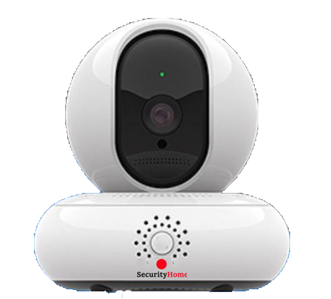 WiFi Nachtsicht 360°  1080P HD Indoor  Überwachungskamera  + 32GB SD