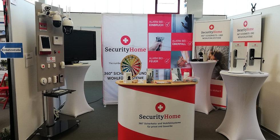 SecurityHome Messepaket