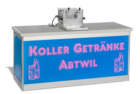 Durchlaufkühler mieten - Getränke Koller Ag