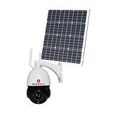360 Aussen- und Innenkamera mit Solarpan
