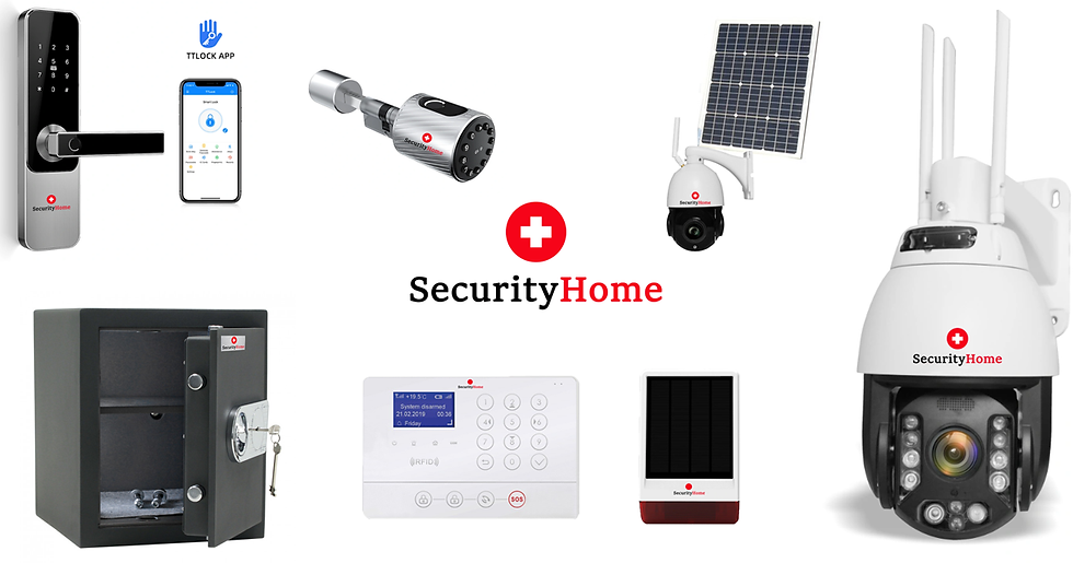 Exklusiver SecurityHome Lead