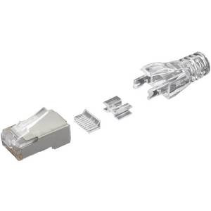 Ethernet LAN RJ 45 Kabel cat 6 Stecker