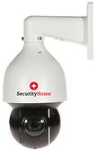 Iris - 6 MP Speed Dome Überwachungskamer