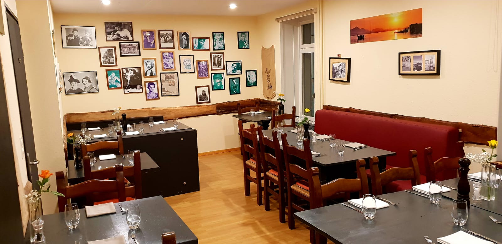 Pasta St. Gallen - Super Mario Restaurant