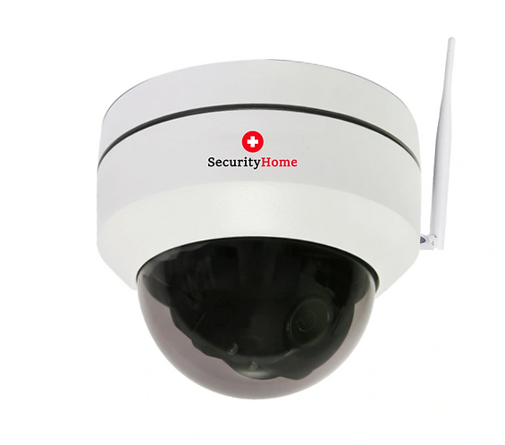 VP Vorführsystem - 5MP 360° Dome WiFi IP HD Überwachungskamera