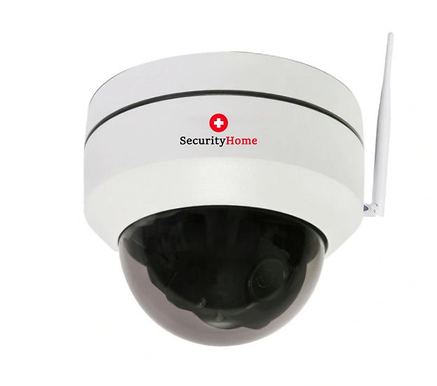 5MP 360° Dome WiFi IP HD Überwachungskamera