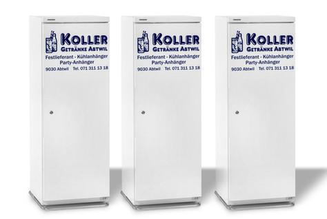 Kühlschrank mieten - Getränke Koller Ag