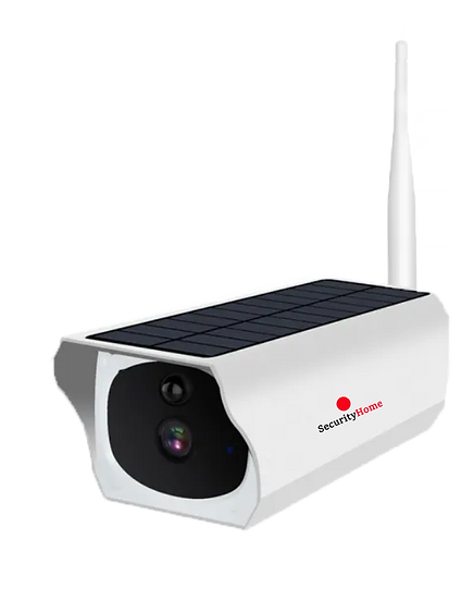 Kabellose WiFi Solar  Nachtsicht 1080P HD  Outdoor Überwachungskamera  + 32GB SD