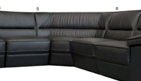 Legend combination sofa