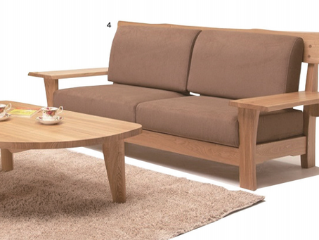 Nagomi sofa and table are on our website now!