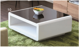 Stylish containable low tables!