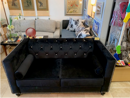 2P sofa is on sale in the store!