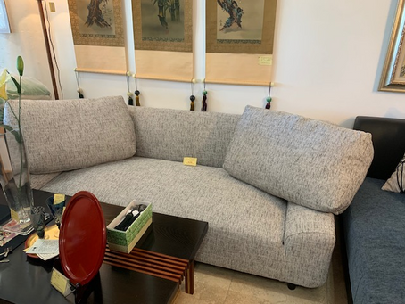 Modern design sofa-bed on sale now!