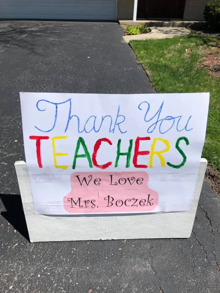 Teacher Appreciation Events