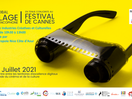 START News - Le Village Francophone Côte d'Azur Monaco prêt pour le FIF 2021