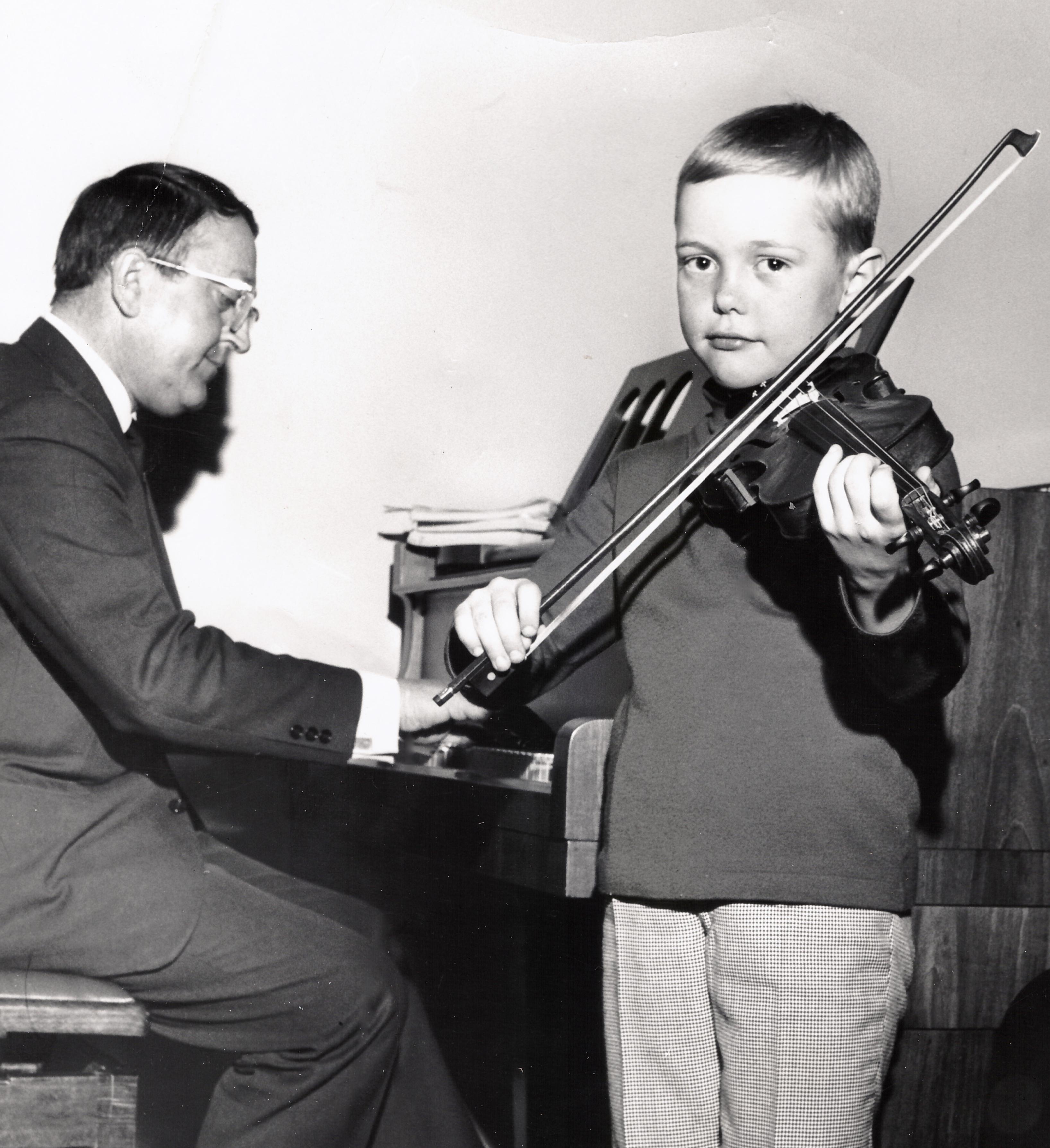 Pappa Gunnar & Magnus