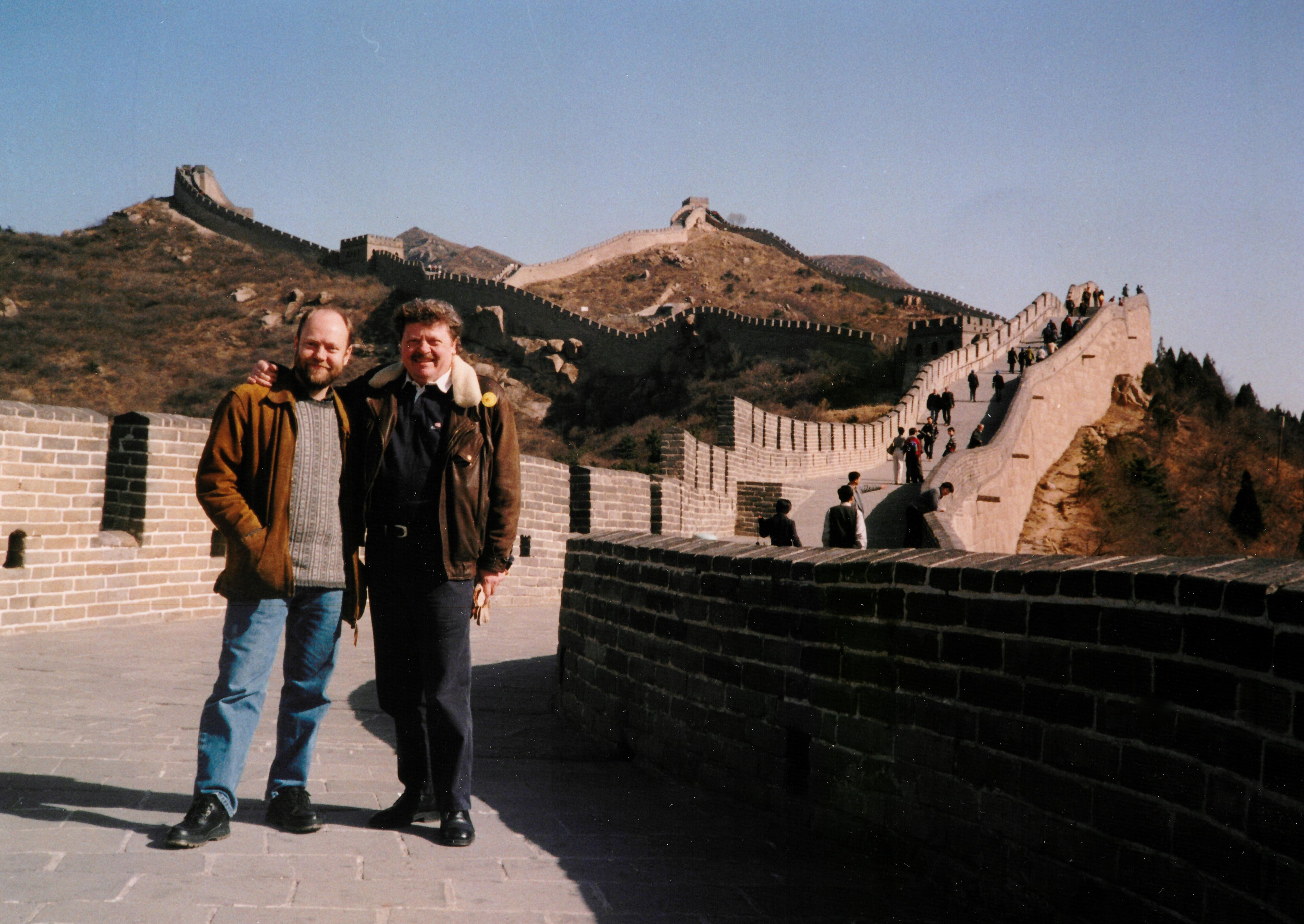 Magnus & Christer China GSO 1999