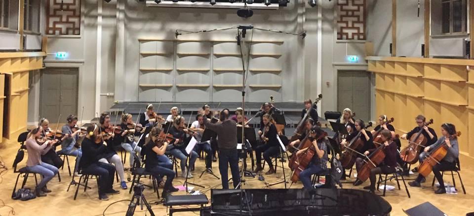 Ingesund Christmas-recording 2015