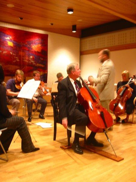 Erling & Magnus & Boccherini