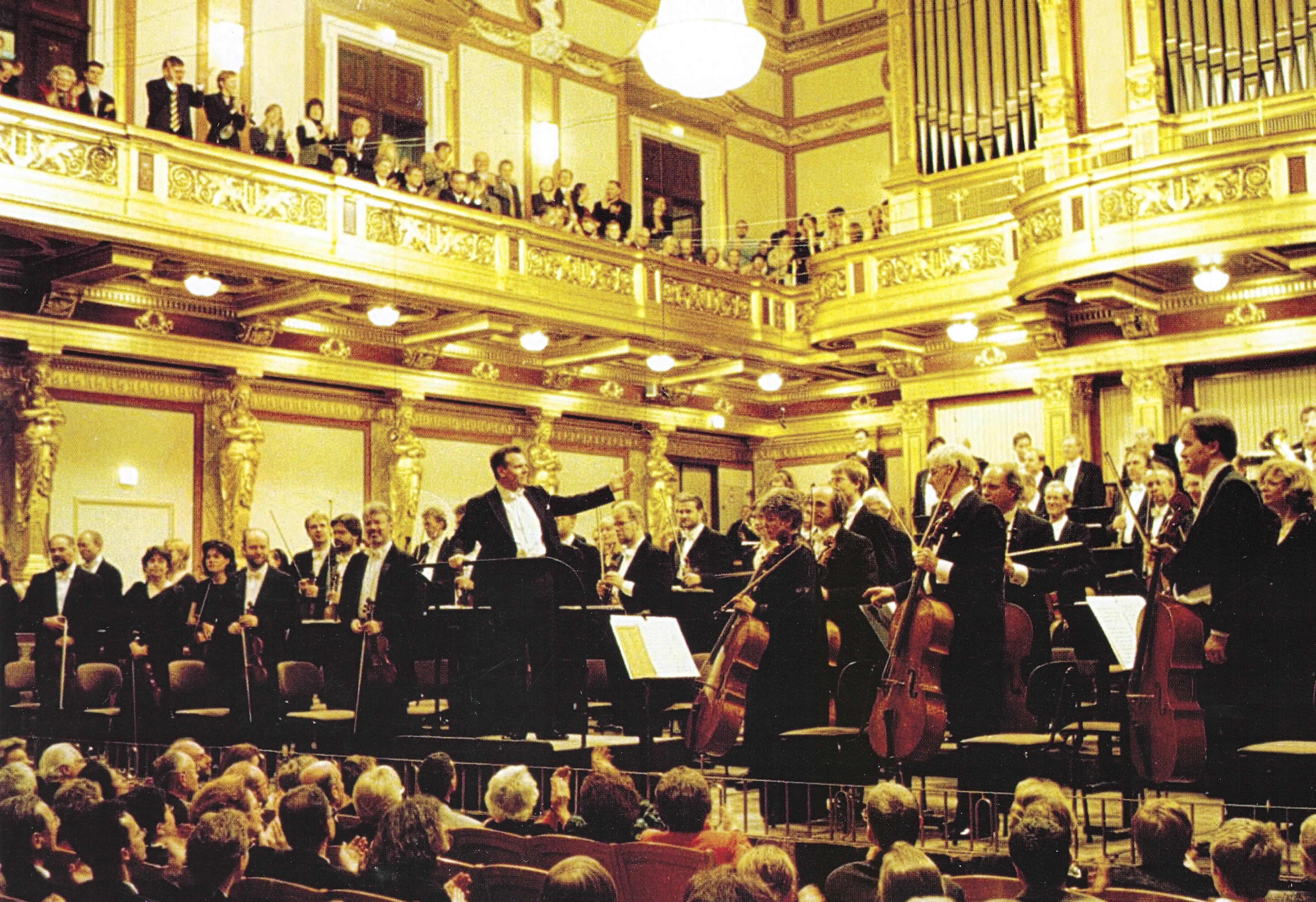 Musikverein Residensuke 5 program 1997