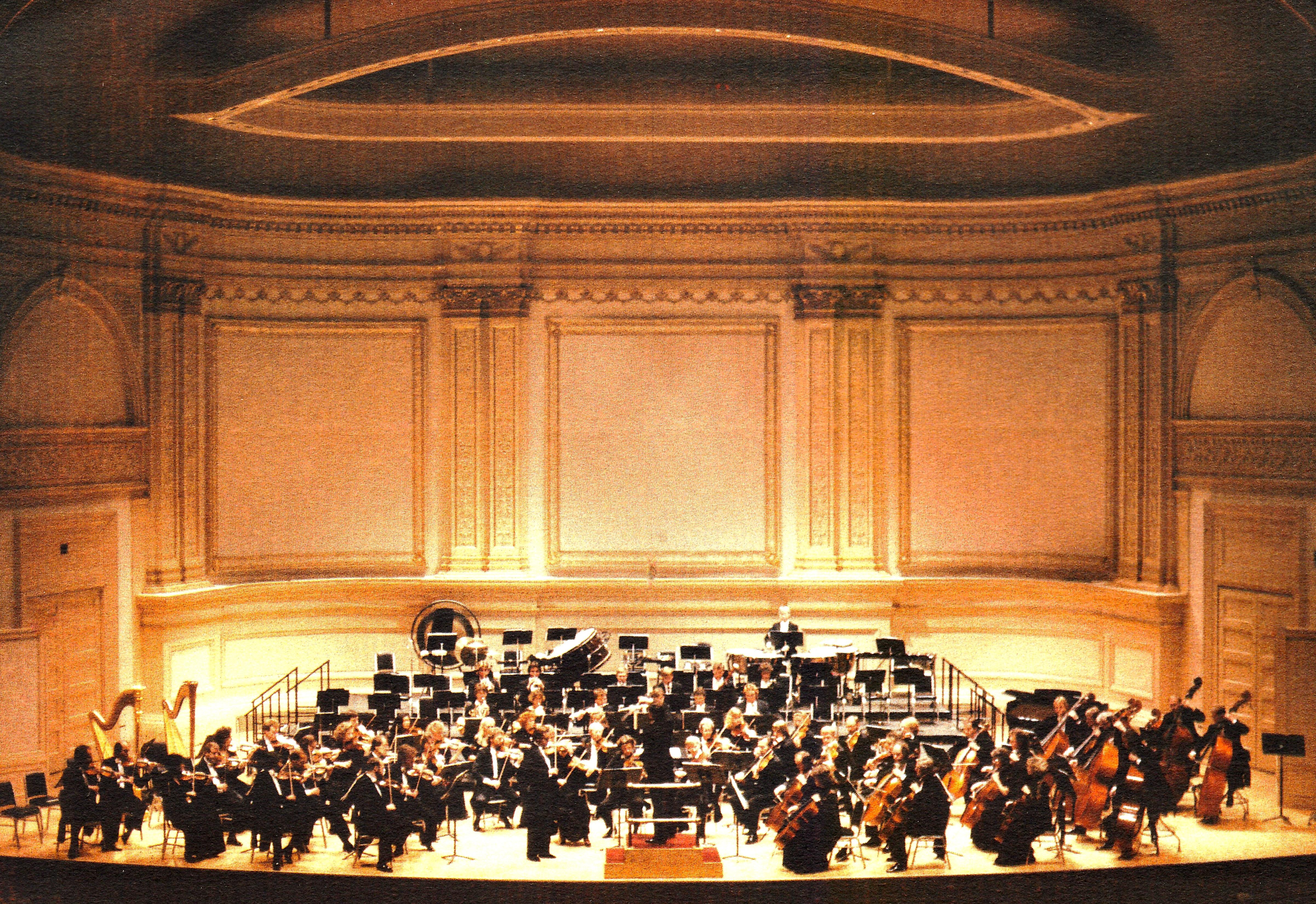 NY Carnegie Hall 1991