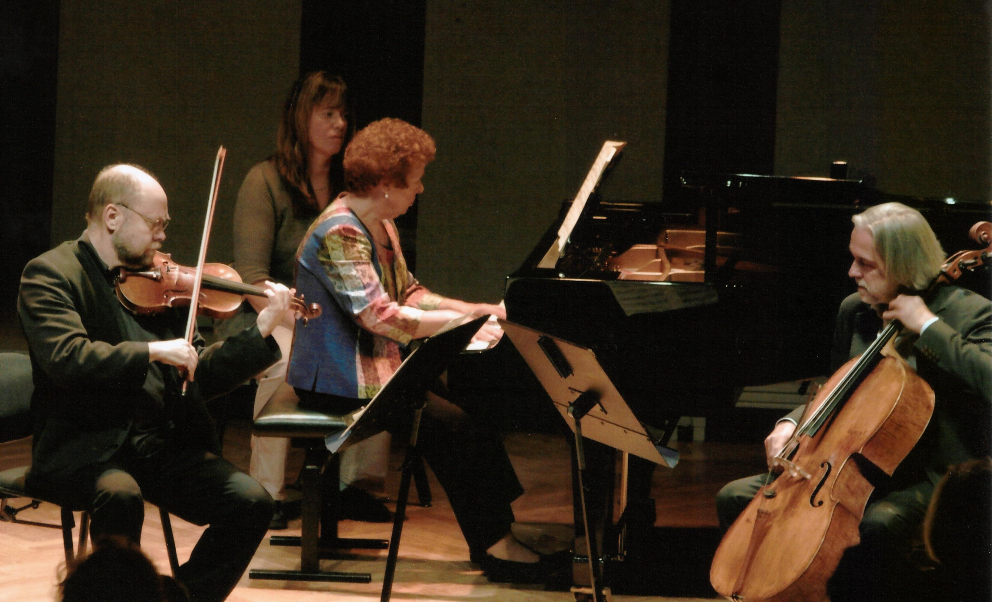 Magnus & Lucia & Elemér &Tjaikovskij