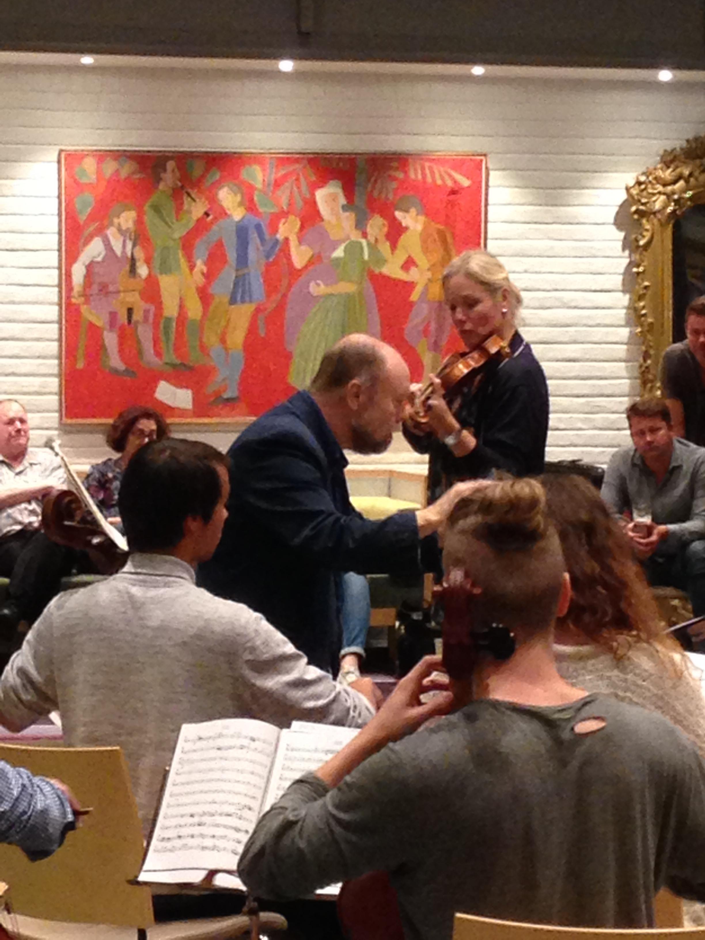 Isabelle & Magnus & Mendelssohn