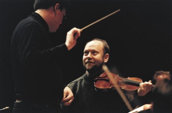 Alan Gilbert & Magnus Ericsson